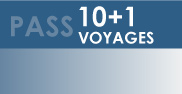 PASS 10+1 Voyages