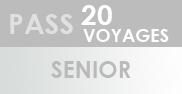 PASS 20 Voyages - Senior