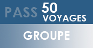 PASS 50 Voyages - Groupe