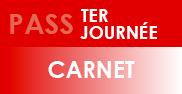 PASS TER journée - Carnet 10 trajets